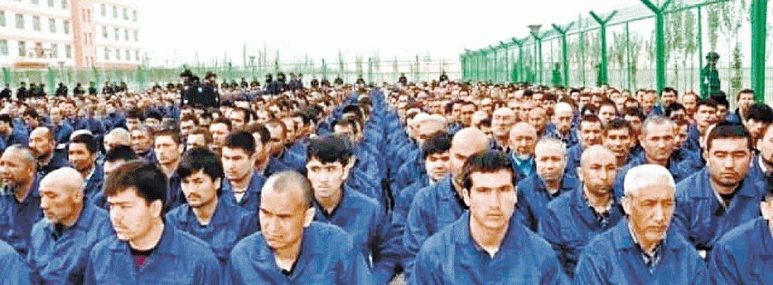 Circa un milione di Uiguri detenuti nei campi di rieducazione cinesi -  Attivismo.info